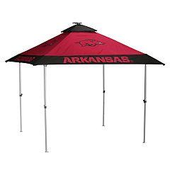 Logo Brand Arkansas Razorbacks Pagoda Tent