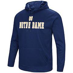 Men's Campus Heritage Notre Dame Fighting Irish Sleet Pullover Hoodie