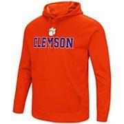 Men's Campus Heritage Clemson Tigers Sleet Pullover Hoodie