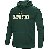 Men's Campus Heritage Colorado State Rams Sleet Pullover Hoodie