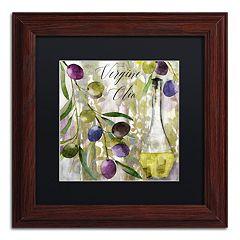 Trademark Fine Art Colors Of Tuscany II Framed Wall Art