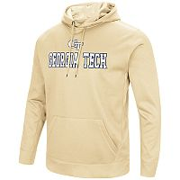Men's Campus Heritage Georgia Tech Yellow Jackets Sleet Pullover Hoodie