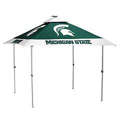 Logo Brand Michigan State Spartans Pagoda Tent