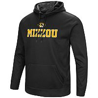 Men's Campus Heritage Missouri Tigers Sleet Pullover Hoodie