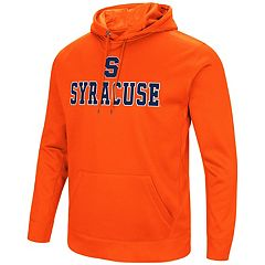 Men's Campus Heritage Syracuse Orange Sleet Pullover Hoodie