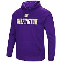 Men's Campus Heritage Washington Huskies Sleet Pullover Hoodie
