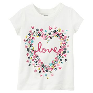 Baby Girl Carter's Floral