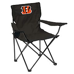 Adult Logo Brand Cincinnati Bengals Quad Portable Folding Chair