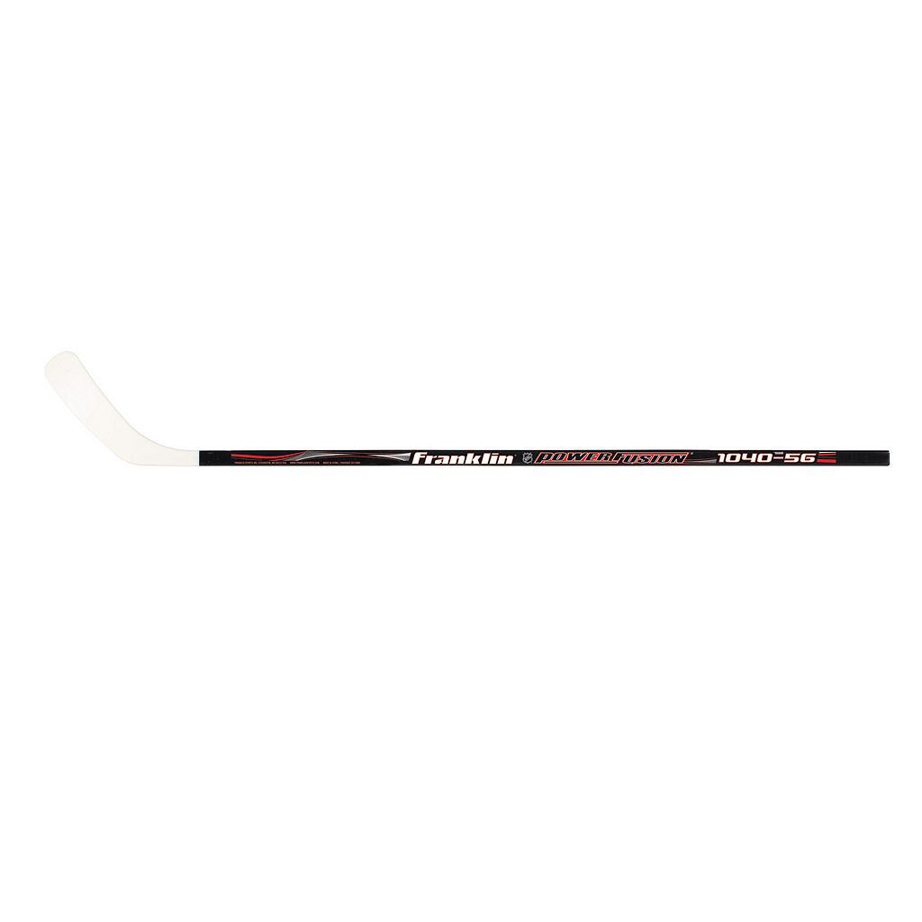Franklin Sports NHL 1040 Power Fusion 56-Inch Right Hand Shot Junior Street Hockey Stick