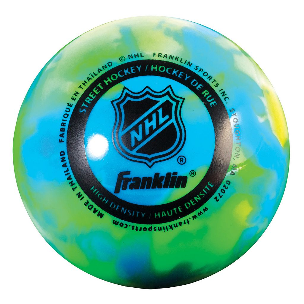 Franklin Sports NHL 3-pk. Extreme Color High Density Street Hockey Balls