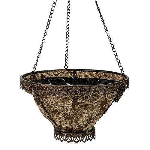 Bombay® Outdoors Avignon Hanging Fabric Planter