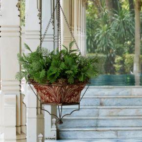 Bombay® Outdoors Chloe Hanging Fabric Planter