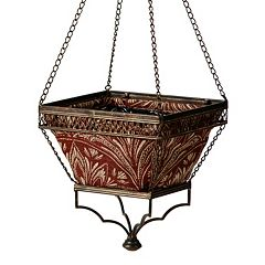 Bombay® Outdoors Chloe Hanging Fabric Planter