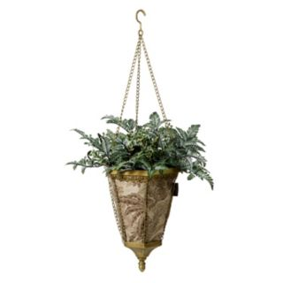 Bombay® Outdoors Naya Hanging Fabric Planter