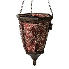 Bombay® Outdoors Naya Hanging Fabric Planter