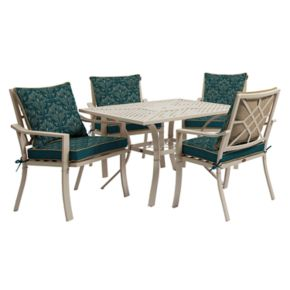 Bombay® Outdoors Valencia Dining Table & Chair 5-piece Set