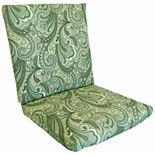 Metje Indoor Outdoor Reversible Chair Cushion