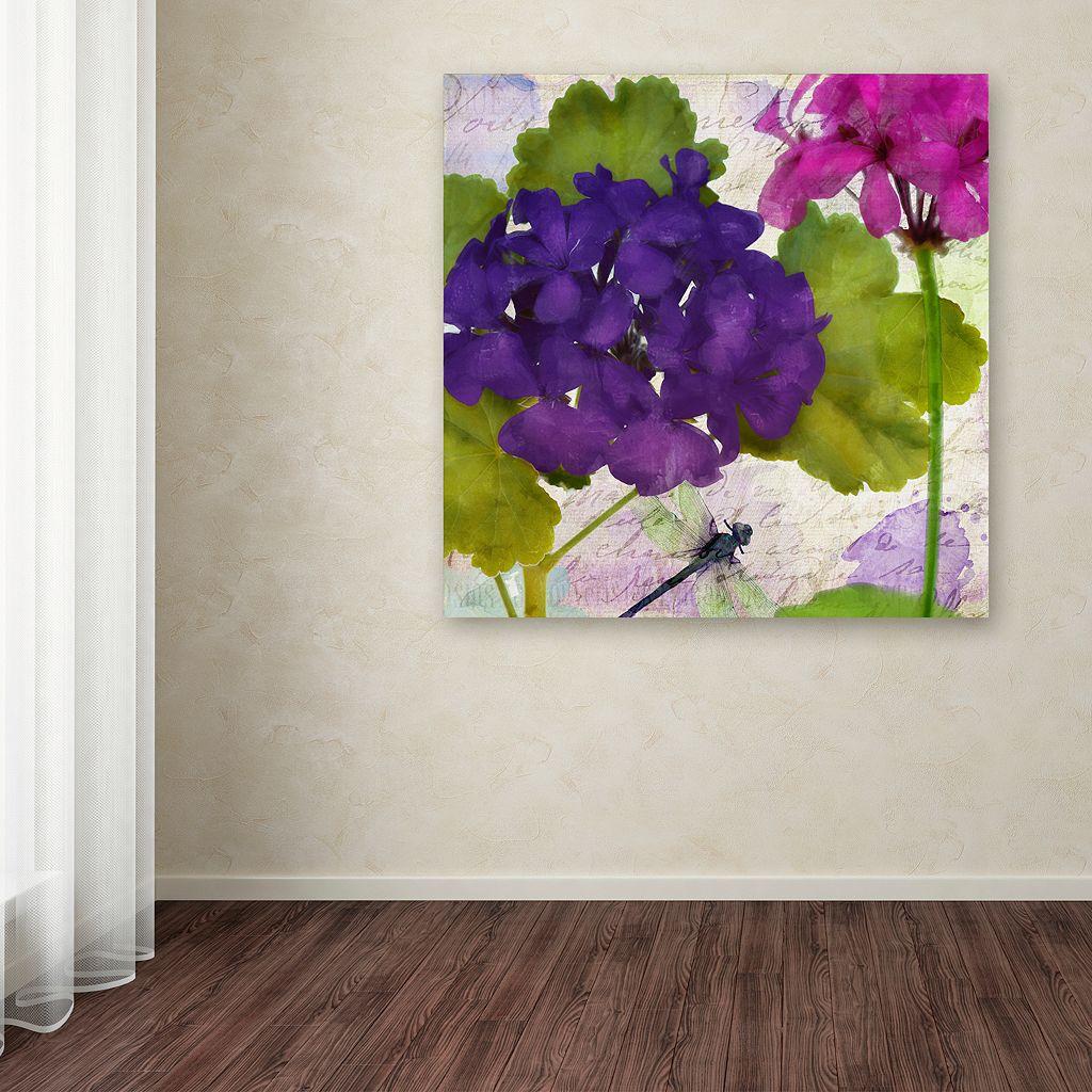 Trademark Fine Art Gaia I Canvas Wall Art