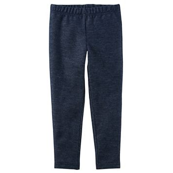 Baby Girl Carter's Faux-Denim Leggings