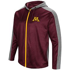Men's Campus Heritage Minnesota Golden Gophers Sleet Full-Zip Hoodie