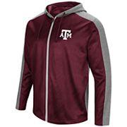 Men's Campus Heritage Texas A&M Aggies Sleet Full-Zip Hoodie