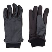 Men's Dockers InteliTouch Mixed Media Touchscreen Gloves