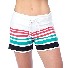Women's PL Movement by Pink Lotus Onshore Waves Yoga Shorts