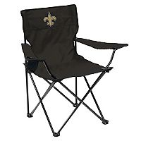 Adult Logo Brand New Orleans Saints Quad Portable Folding Chair