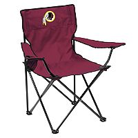 Adult Logo Brand Washington Redskins Quad Portable Folding Chair