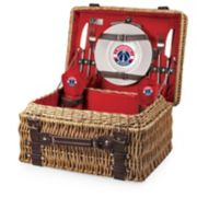 Picnic Time Washington Wizards Champion Picnic Basket with Service for 2