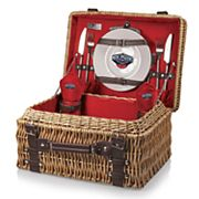 Picnic Time New Orleans Pelicans Champion Picnic Basket with Service for 2