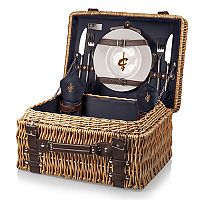 Picnic Time Cleveland Cavaliers Champion Picnic Basket with Service for 2