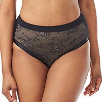 Olga Light Shaping Lace Hi-Cut Briefs GT7961P