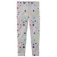 Baby Girl Carter's Star Print Leggings