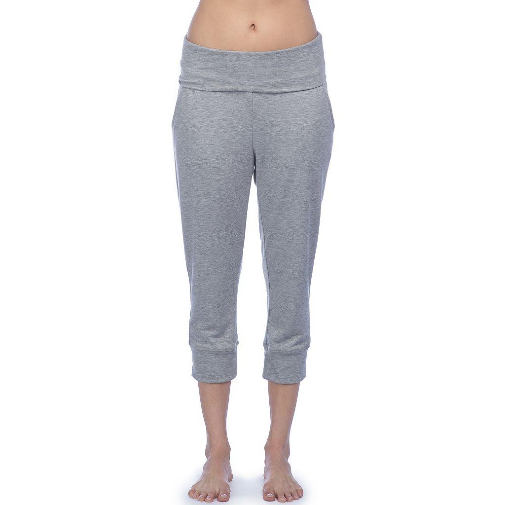 Women's PL Movement by Pink Lotus Lounge Capri Sweatpants