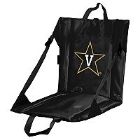 Logo Brands Vanderbilt Commodores Folding Stadium Seat