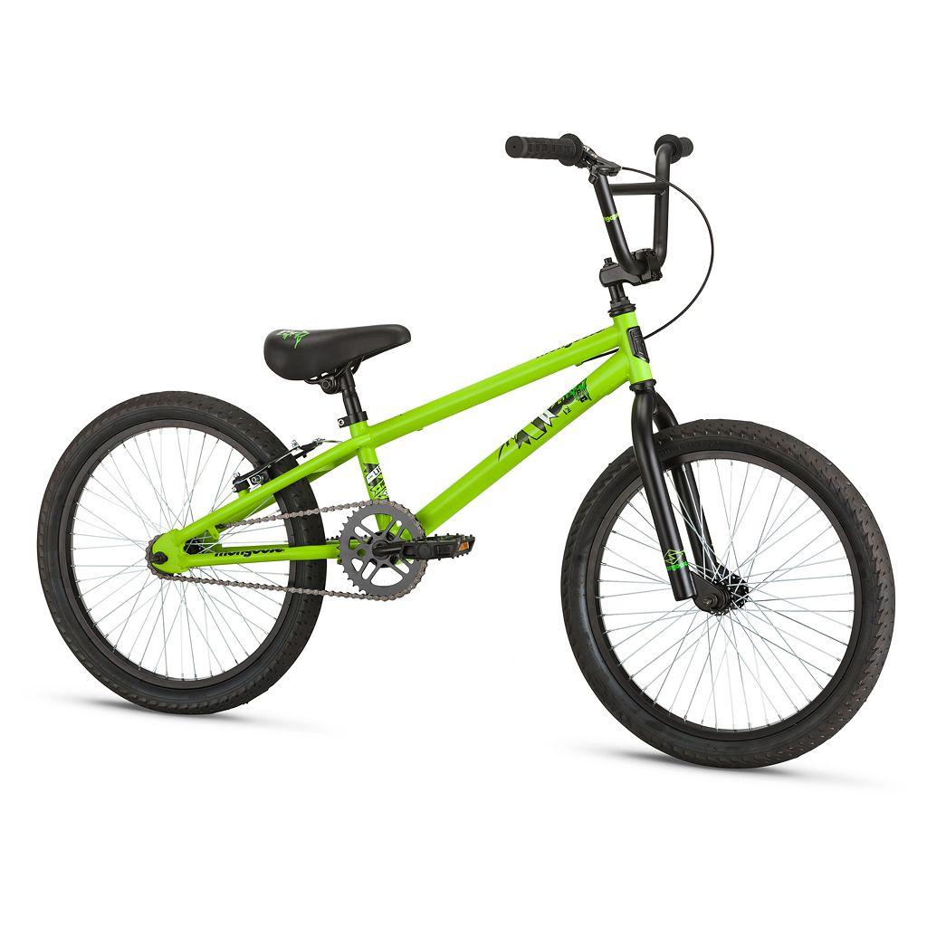 Youth Mongoose 20-Inch LXS BMX Bike