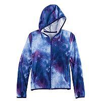Girls 7-16 & Plus Size SO® Full Zip Microfleece Hoodie