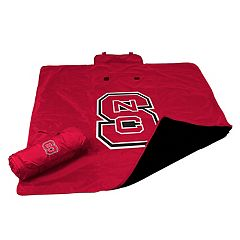 Logo Brands North Carolina State Wolfpack All-Weather Blanket