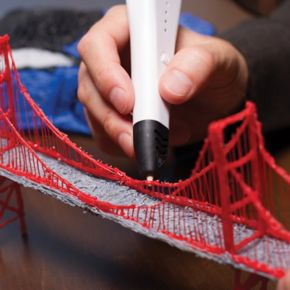 Smart Gear Draw & Create 3D Printing Pen