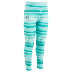Girls 4-6x Under Armour Striped Leggings