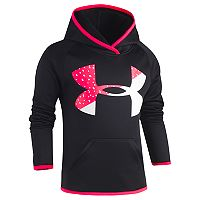 Girls 4-6x Under Armour Dotty Big Logo Hoodie