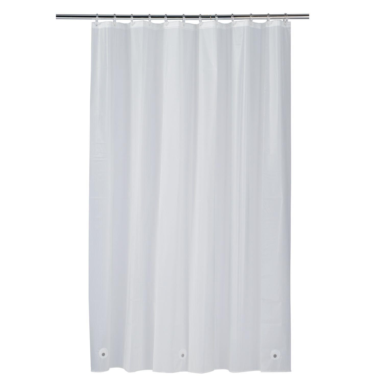 nike free run black&white ticking shower curtain
