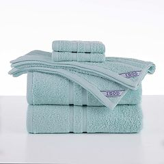IZOD 6 pc Dry Fast Towel Set