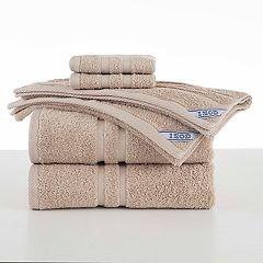 IZOD 6 pc Dry Fast Towel Set