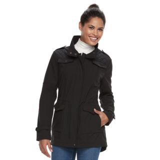 Women's MO-KA Hooded Soft Shell Anorak Jacket