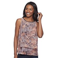 Women's Juicy Couture Layered Tank