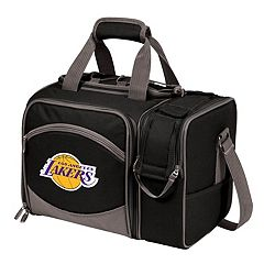 Picnic Time Los Angeles Lakers Insulated Picnic Cooler Tote