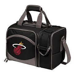 Picnic Time Miami Heat Insulated Picnic Cooler Tote