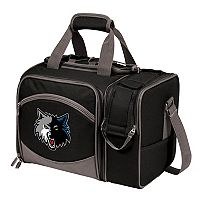 Picnic Time Minnesota Timberwolves Insulated Picnic Cooler Tote